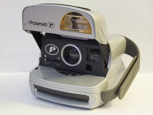Polaroid P-Cam Original Limited Edition