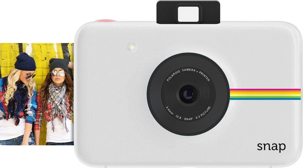 polaroid snap instant digital camera