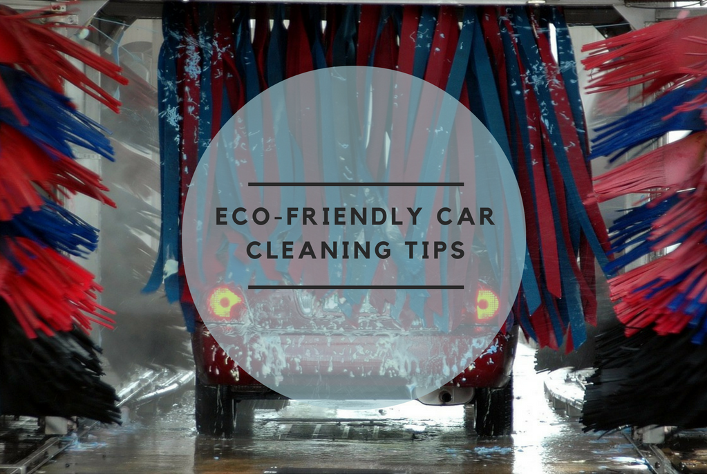 Eco-Friendly car cleaning tips