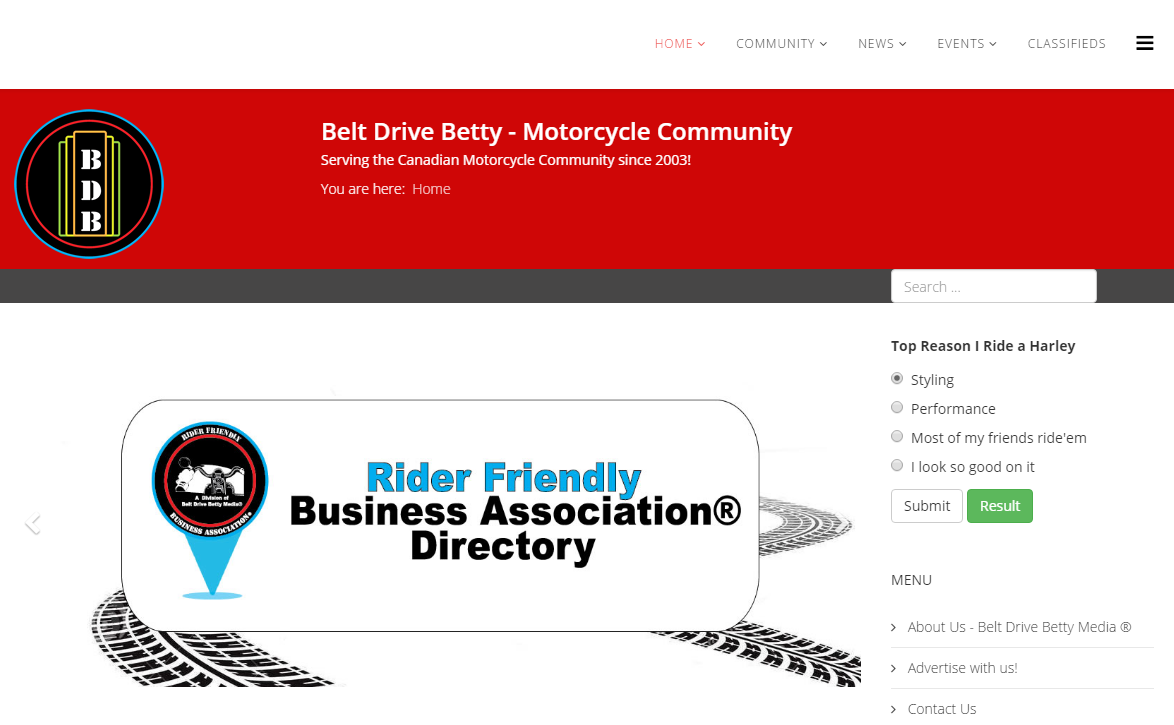 Belt Drive Betty