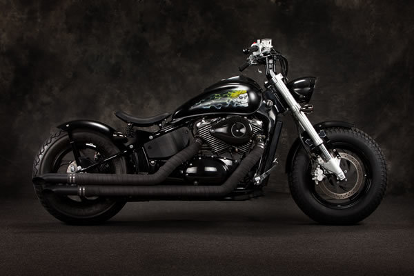 customize Bobber Motorcycle