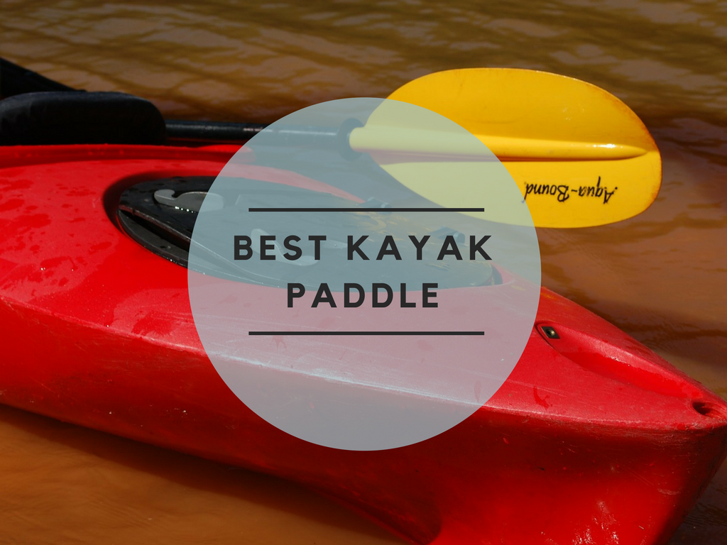 best kayak paddle in 2017