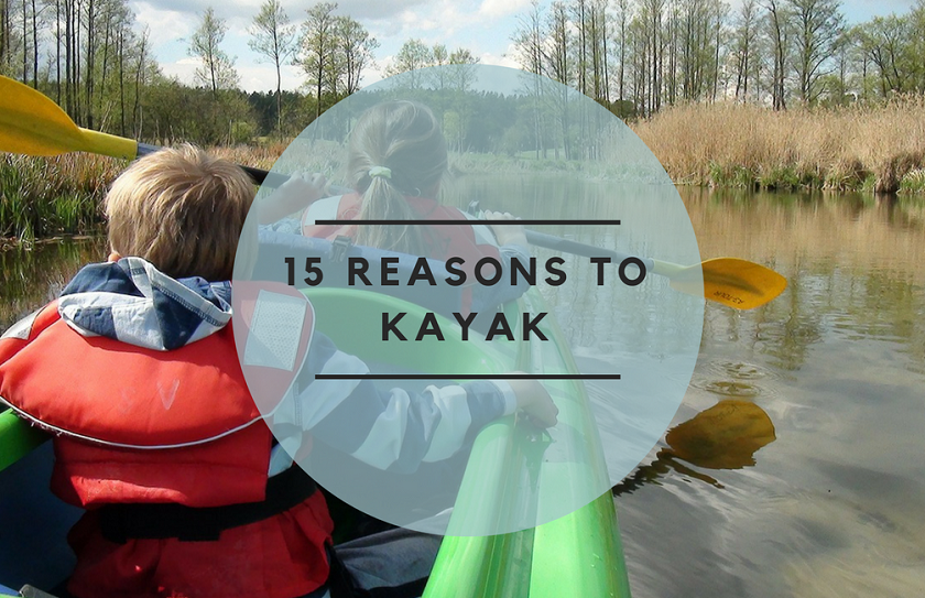 reasons to inflatable kayak