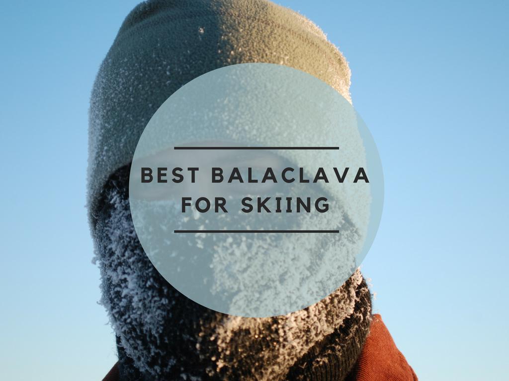 best balaclava for skiing