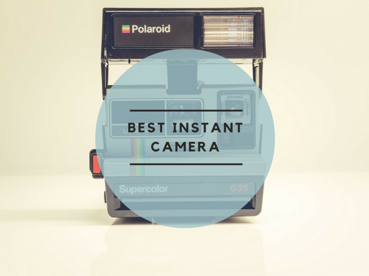 best instant camera in 2018