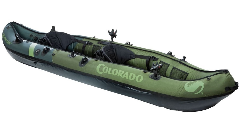 coleman Colorado kayak