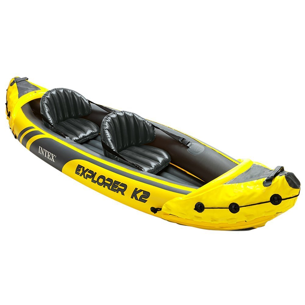 intex explorer inflatable kayak