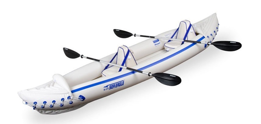 sea eagle e370 kayak
