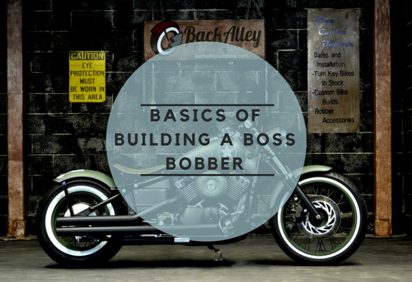 The Basic Guide to Building a Bobber - The Elite Product