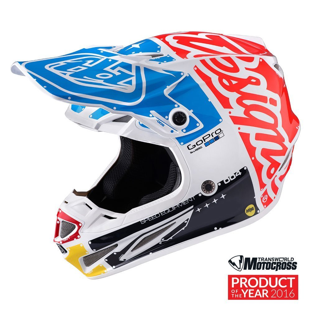 Troy Lee SE4 helmet