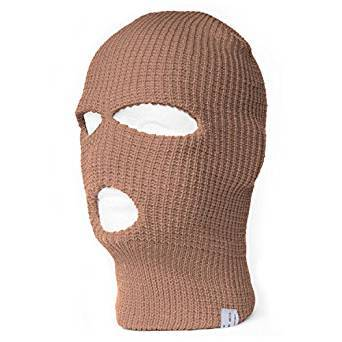 3-Hole Ski Face Mask Balaclava
