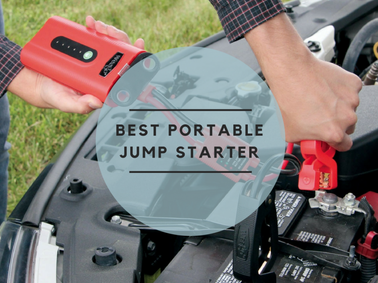 What Is The Best Car Portable Jump Starter For 2018 Find Out