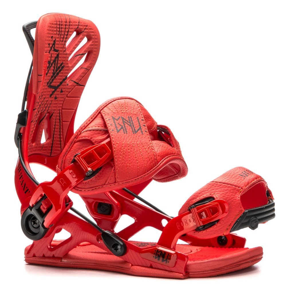 Gnu Mutant snowboard bindings