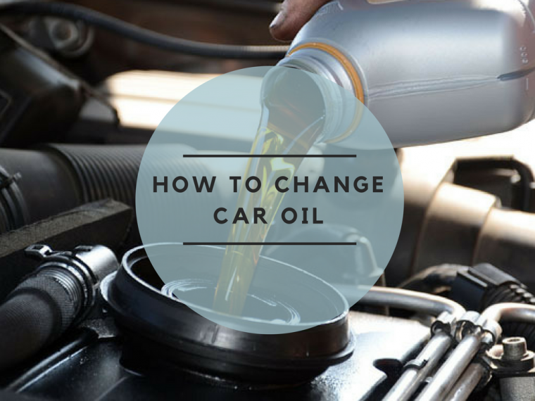 how to change your car oil and oil filter