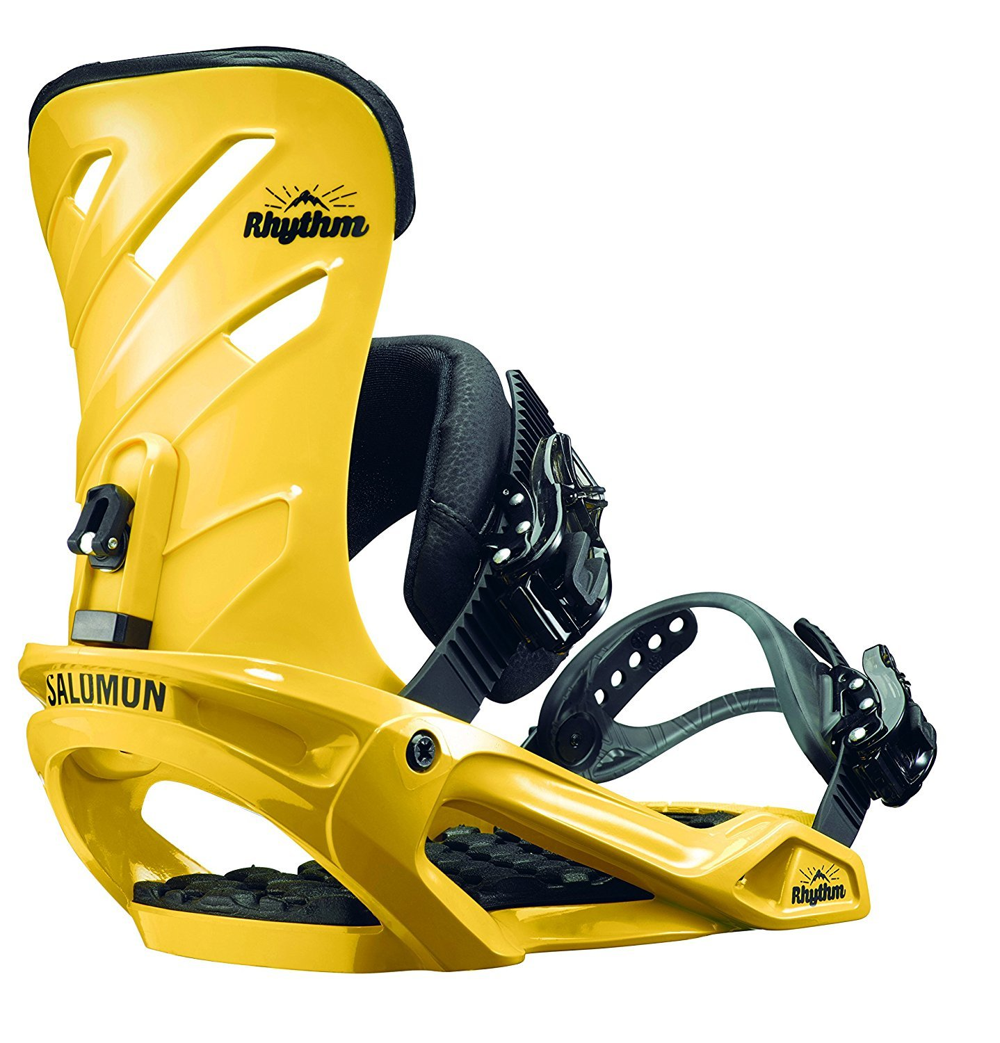 salomon snowboards binding
