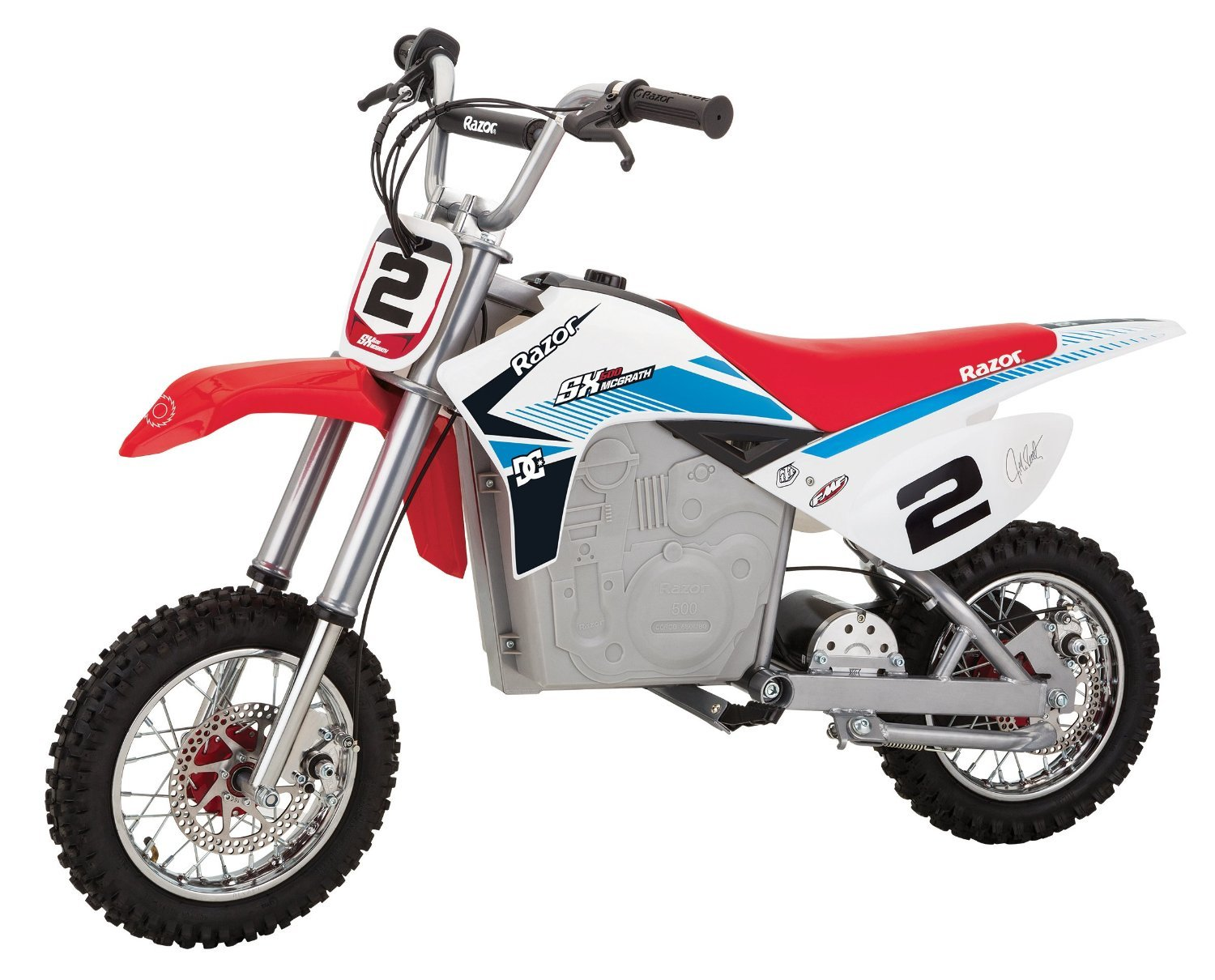 Razor Dirt Rocket SX500 Electric motorcycle for kids