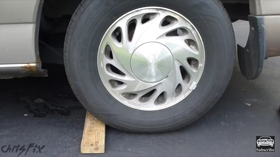 change your car tire