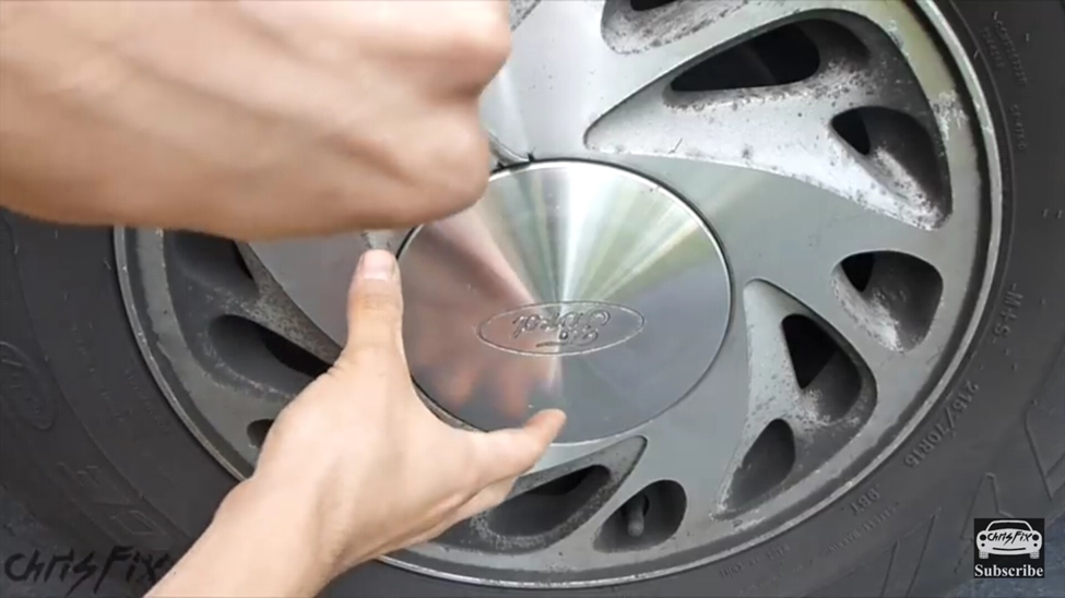 step-1 how to change your tire