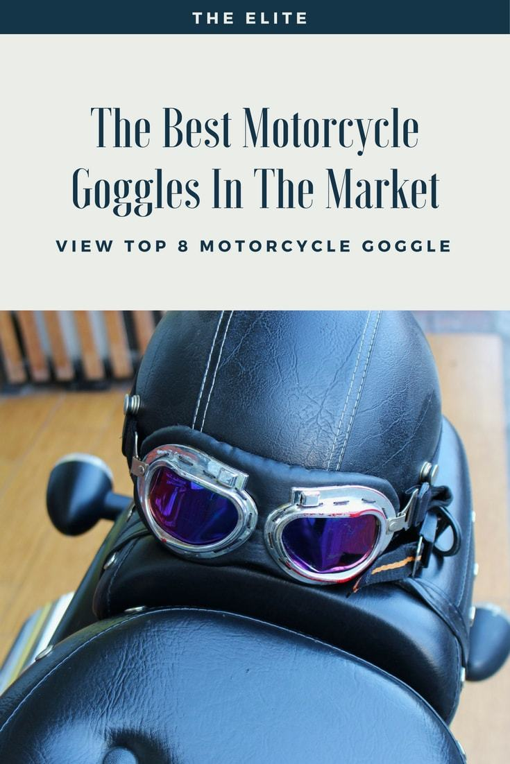 the Best Motorcycle Goggles