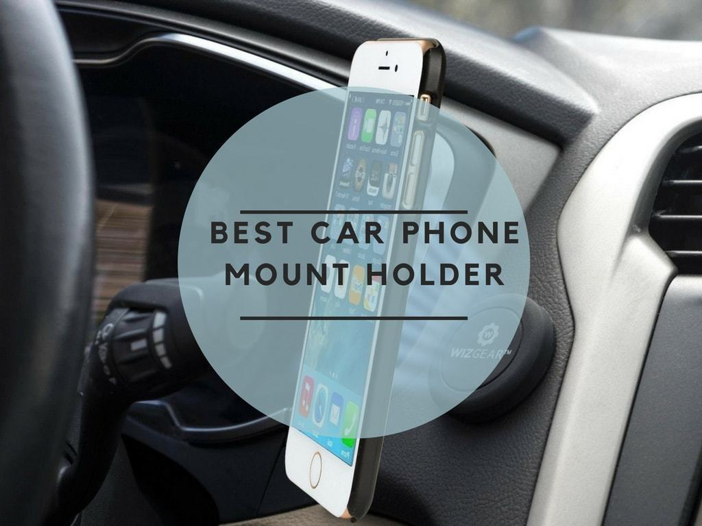 Best Bike Phone Mount >> Guide To Buying The Best Car Phone Mount Holder - The Complete Review Guide