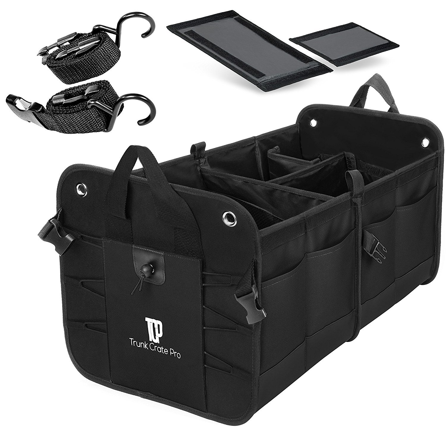 1.	Trunkcratepro Collapsible Trunk Organizer