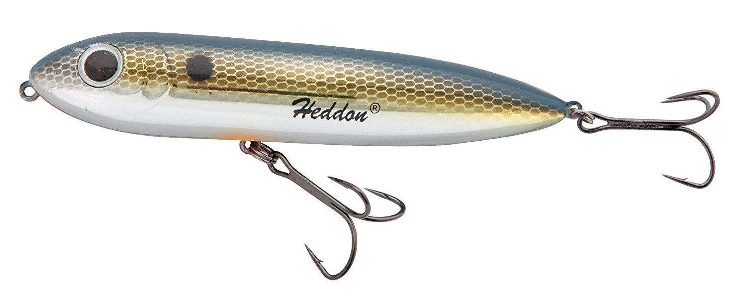 Heddon Rattle Spook Fishing Lures