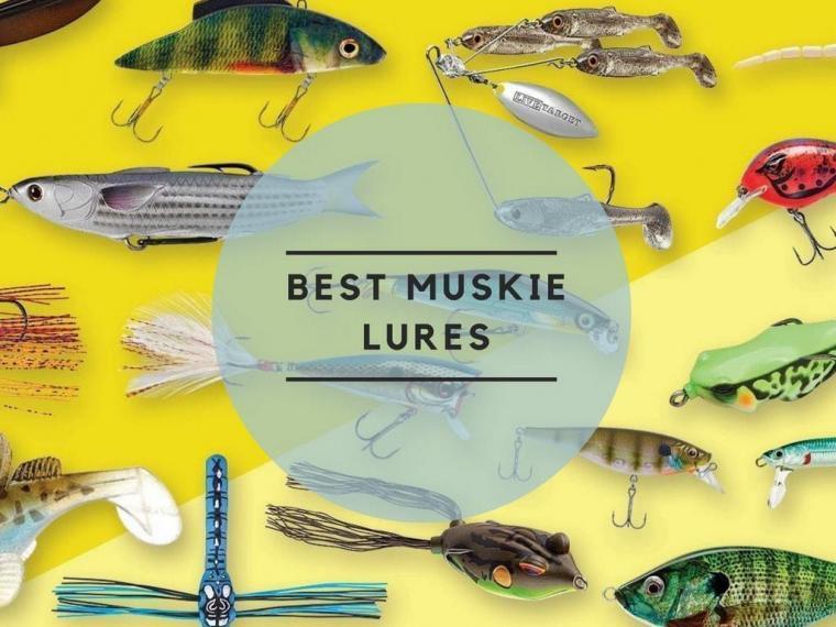 Best Muskie lures