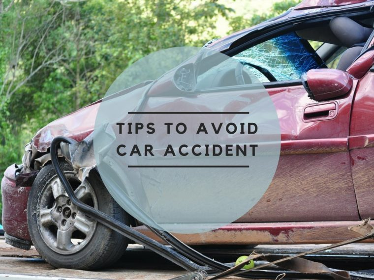 tips to avoid car accident