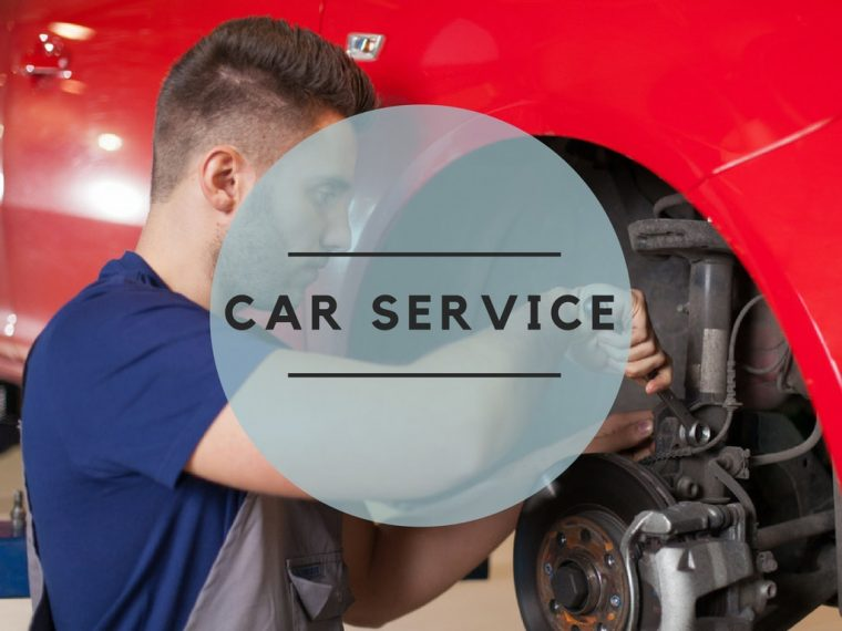 Vehicle maintenance definition