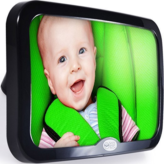 ​Safe Baby Tech Baby Car Mirror