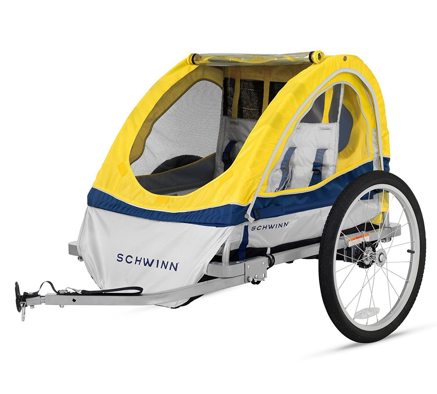 Schwinn Echo Double Bike Trailer