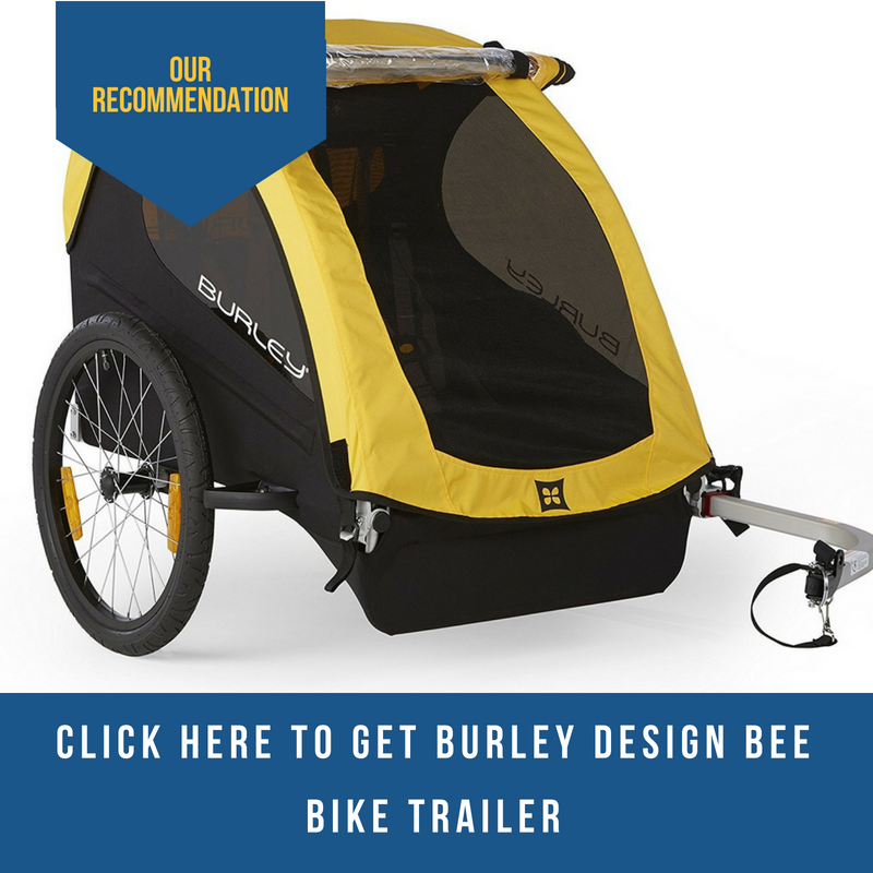 the best bike trailer for kids