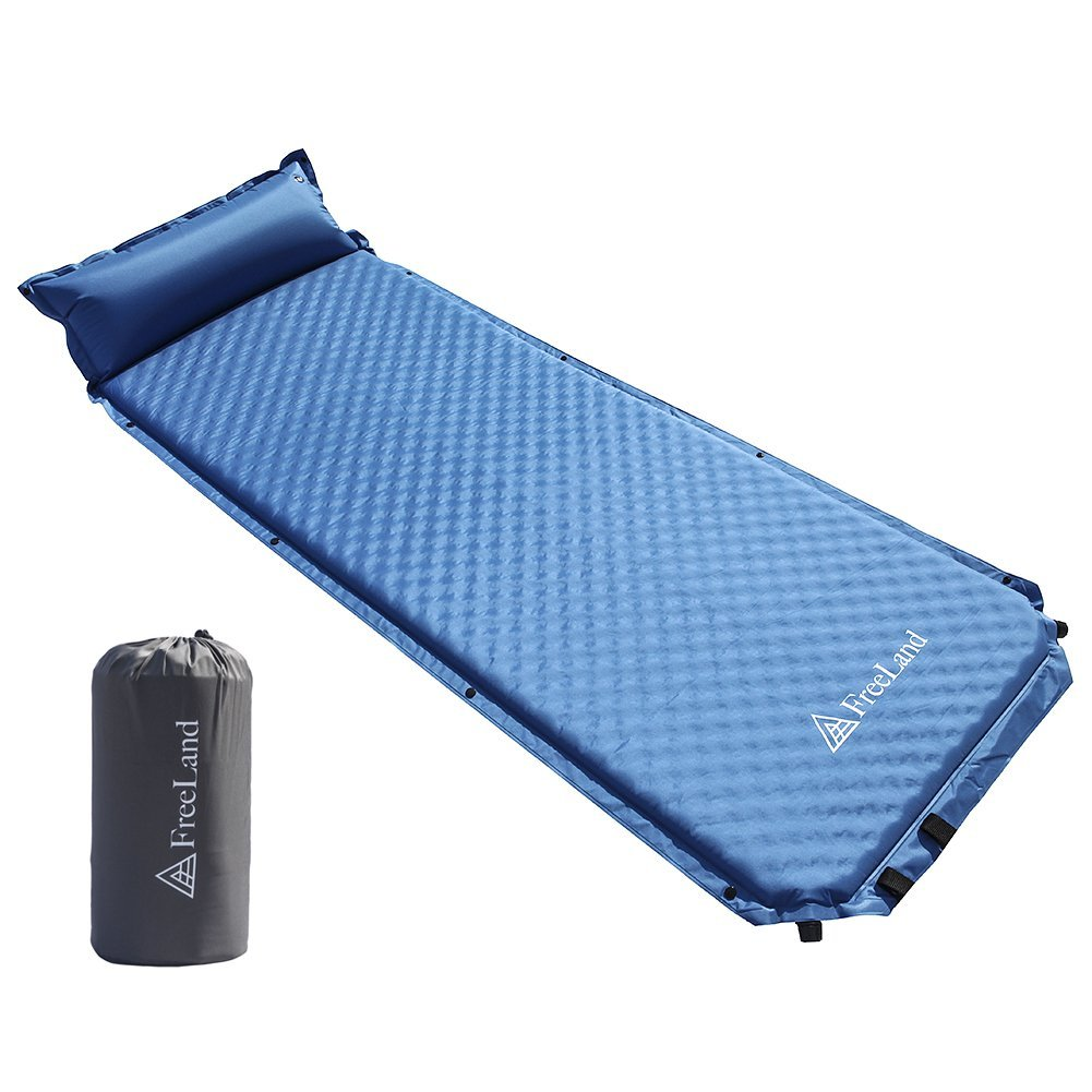 Freeland Self-Inflating Sleeping Pad