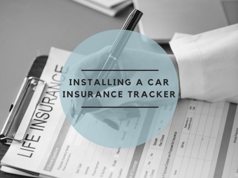 Installing a Car Insurance Tracker