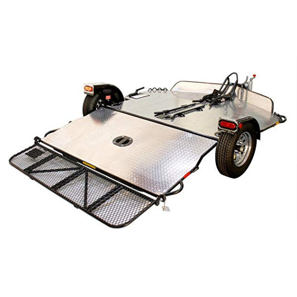 Drop Tail Trailers 03-SCT2200-02 Trailer