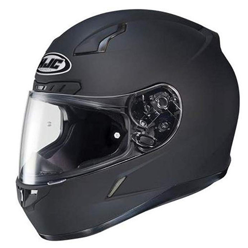 HJC Solid Mens CL-17 Full Face Motorcycle Helmet