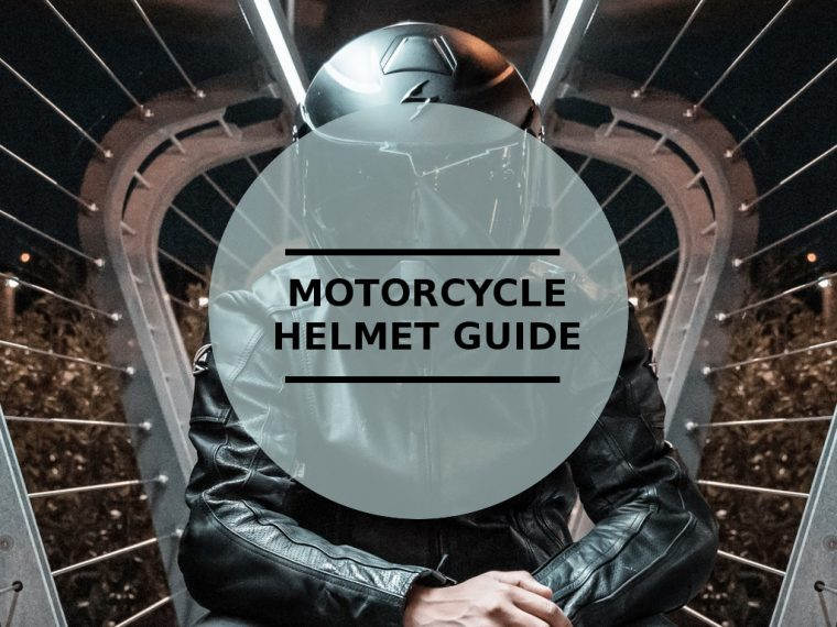 Guide to buying a good motorcycle helmet