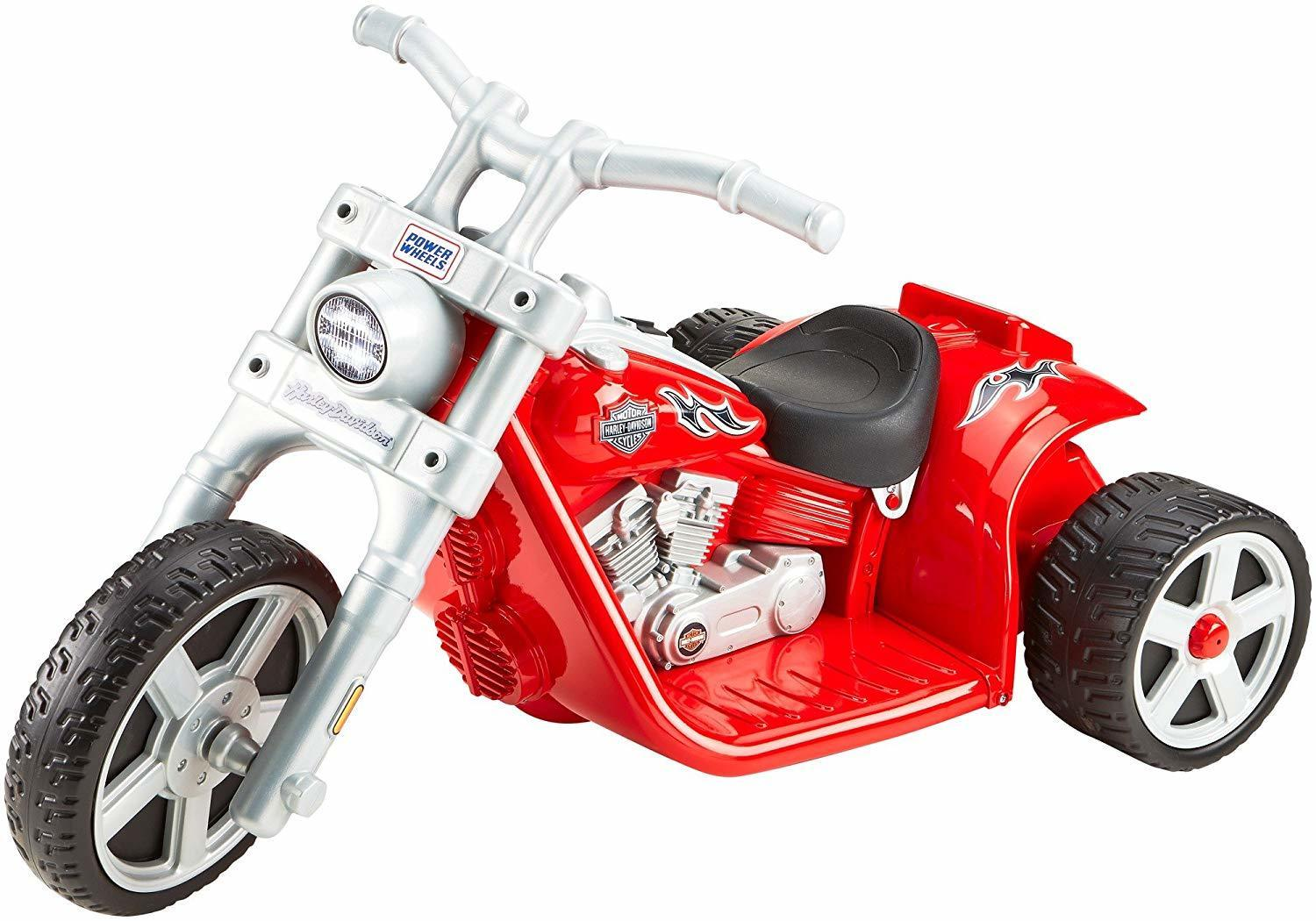 Power Wheels Harley Davidson Rocker